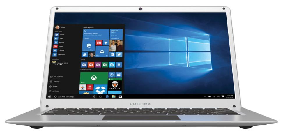 Connex Swiftbook: Budget Laptop Review