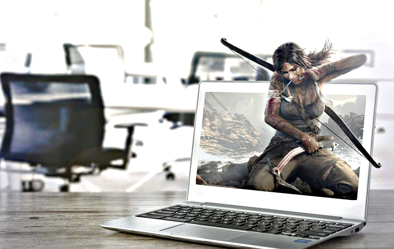 Easy Tactics to Up your Gaming on Laptops