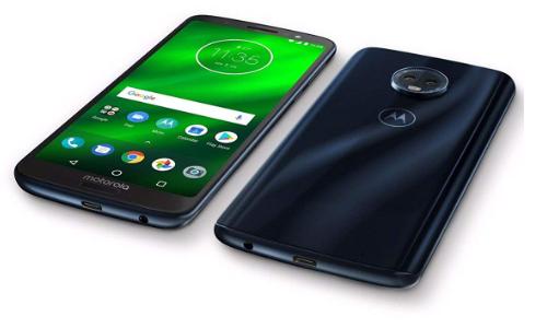 Smartphones with the best battery life, dark navy motorola moto g6