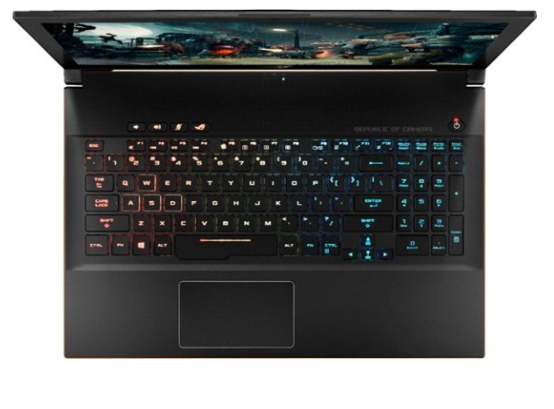 Keyboard or mouse gaming laptop specs