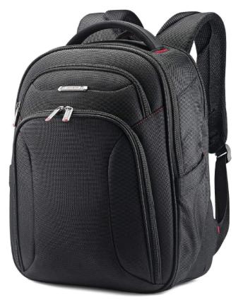 Samsonite Xenon 3.0 Slim Backpack, best laptop bag brands
