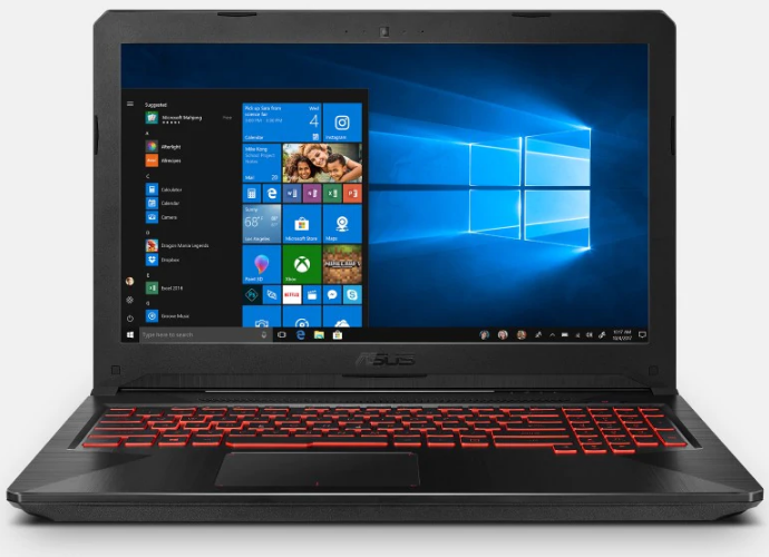 Asus gaming laptop ASUS TUF FX504GE