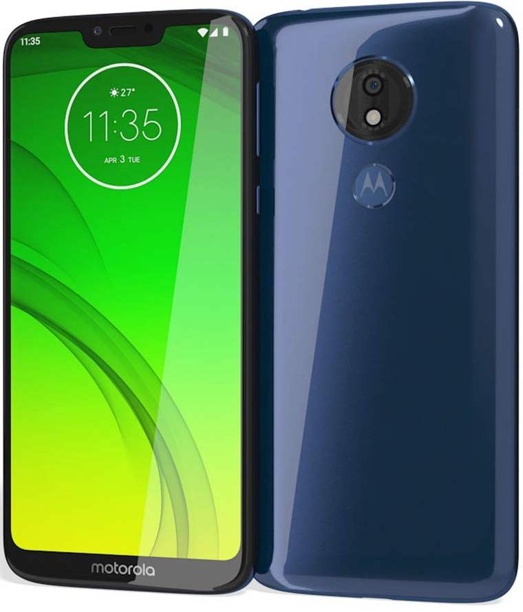 Moto G7 Power is one of the best good and cheap smartphones with the best battery life.