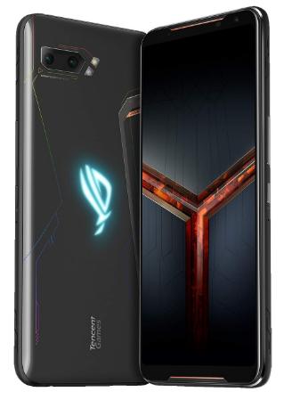 Top rated smartphones, Asus ROG Phone 2, main view