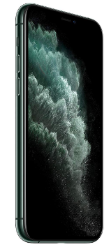 Top rated smartphones,side view, iPhone 11 Pro Max