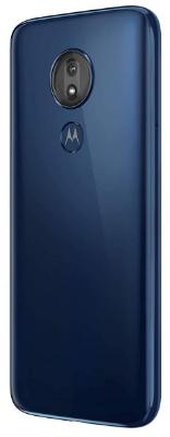 Top rated smartphones, Motorola Moto G7 Power, side back view