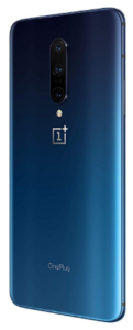Top rated smartphones, back view OnePlus 7 Pro