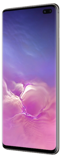 Top rated smartphones, Samsung Galaxy S10 Plus, side view