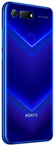 Back View, Honor View 20 (V20), Top-rated for Gaming