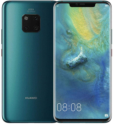 Huawei Mate 20 Pro, Top-rated Smartphone for Best Camera