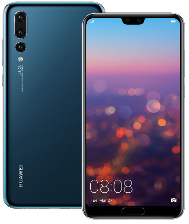 Huawei P20 Pro. 2018's Top-rated smartphone