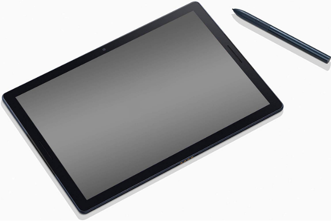 top-rated tablets, google pixel slate with stylus