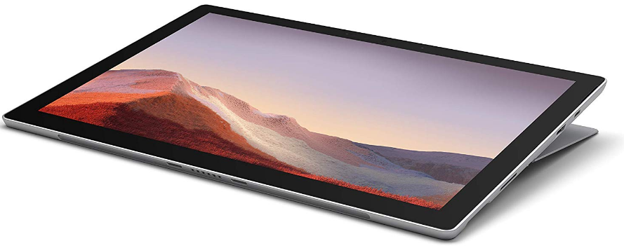 top-rated tablets, microsoft surface pro 7