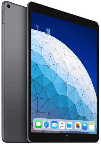 top-rated tablets, apple ipad air 2019