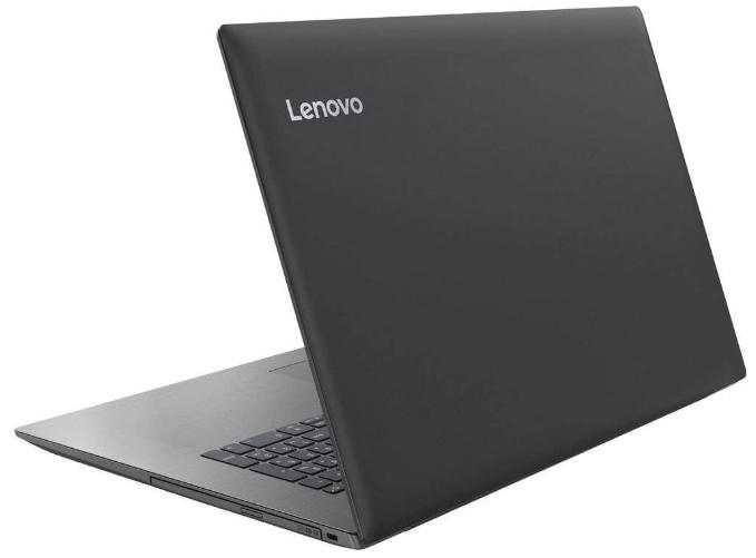 Lenovo IdeaPad 330, cheap lenovo laptops, back view