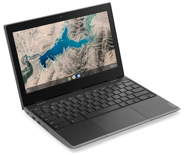 Lenovo 100e Chromebook, cheap lenovo laptops, main view