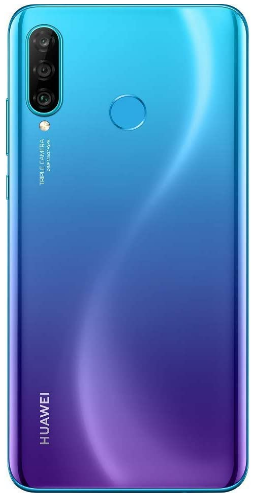 Best budget android phone, peacock blue Huawei P30 lite