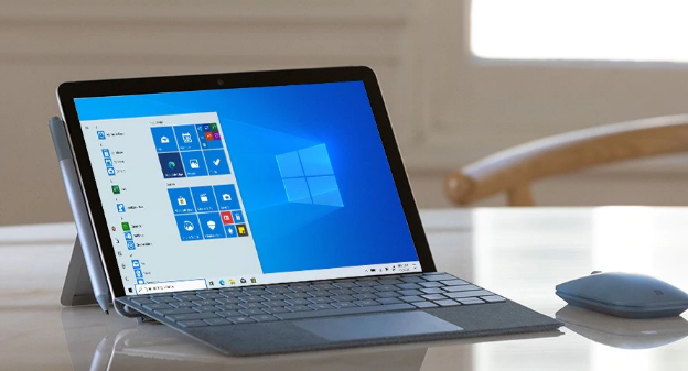 Microsoft laptop, Main view Surface Go 2