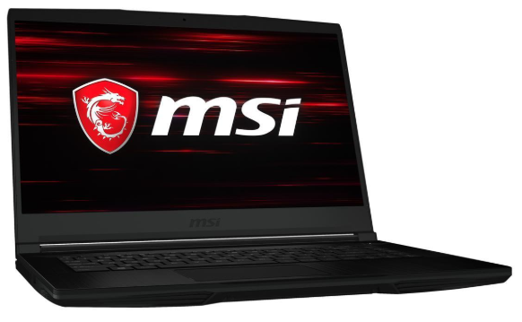 good but cheap gaming laptops, MSI GF63