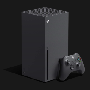 Main picture of the Xbox Series X