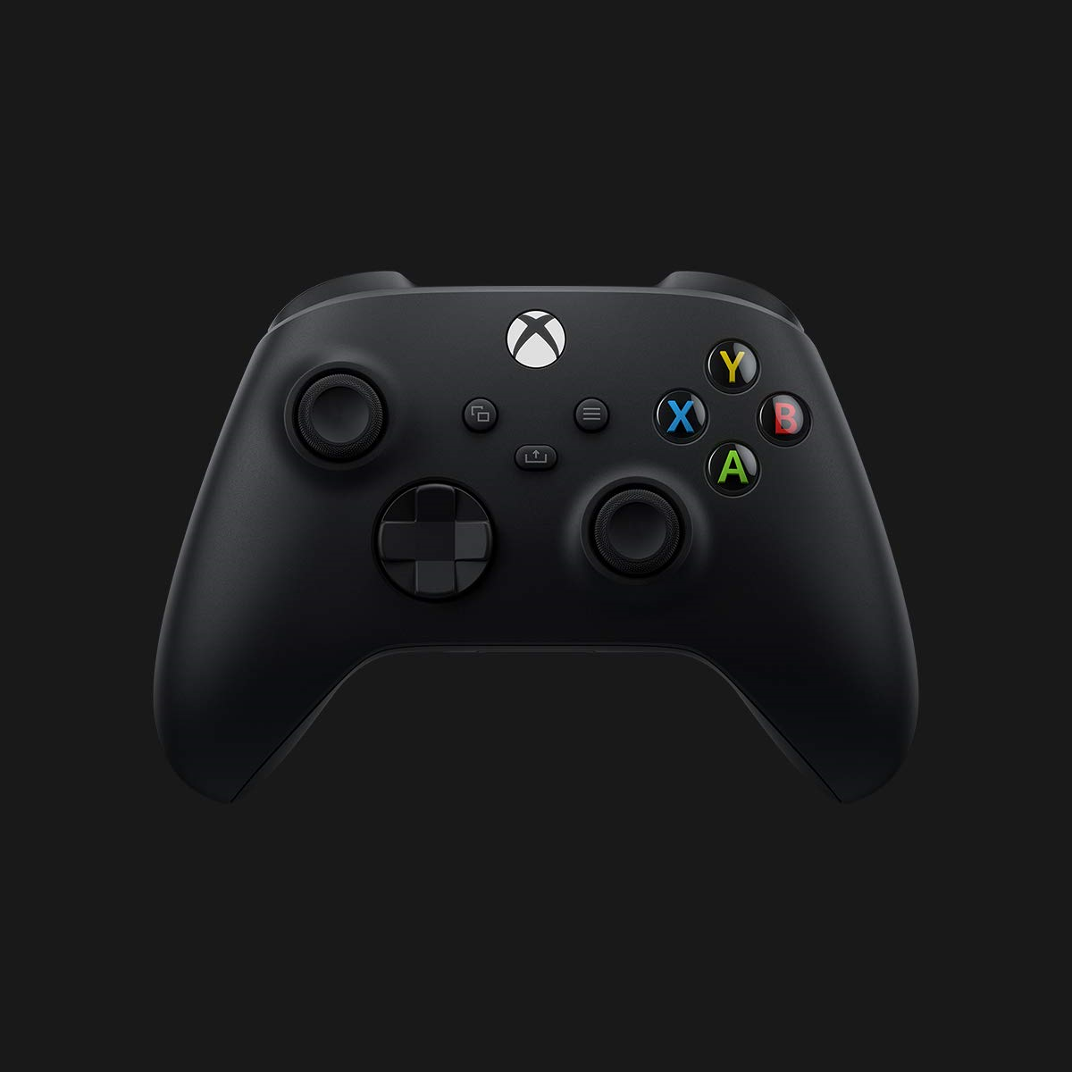 Main picture of the Xbox Series X controller